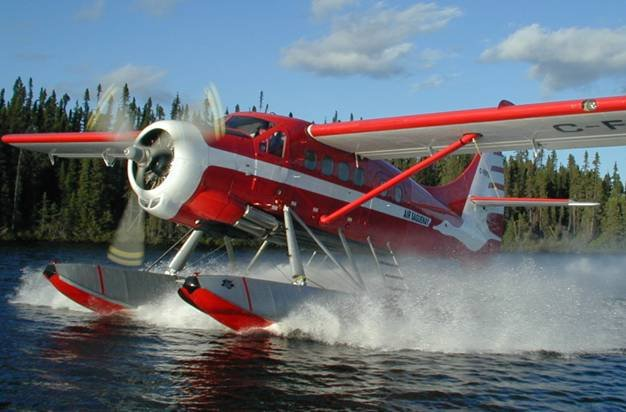 About Seaplanes