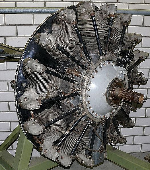 The R-1340: The Pratt & Whitney Radial Engine that started ...
