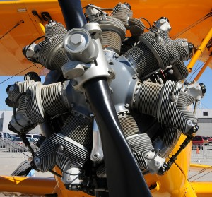 Radial Engines As Aircraft Workhorses