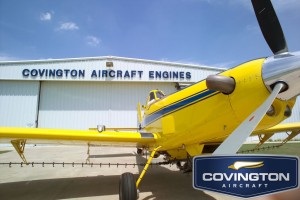 Air Tractor Front w COV Logo