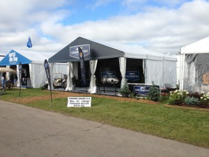 covington booth at oshkosh