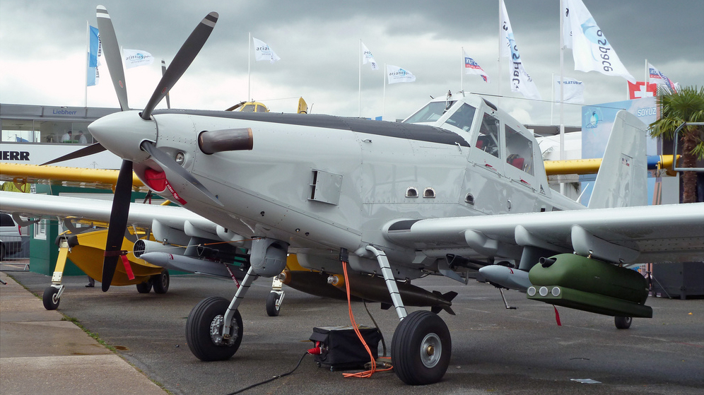 The History of And Types of Air Tractor Aircraft Powered ...