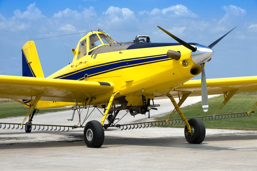 the history of and types of air tractor aircraft powered by p w rh blog covingtonaircraft com Air Tractor Military Air Tractor Spray Planes