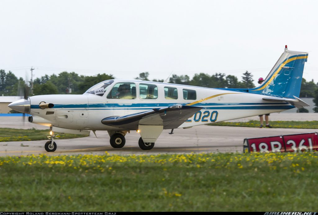 A Look at the PT6A-21 Powered TurbineAir Bonanza