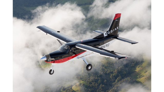 Quest Aircraft Unveils Series II Kodiak