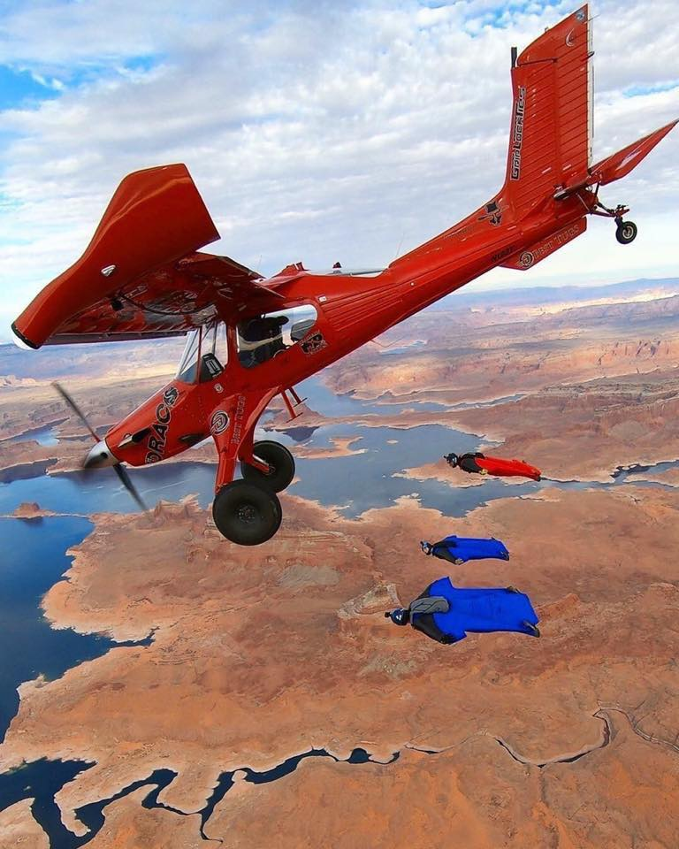 Mike Patey's DRACO - The Coolest STOL Aircraft Ever